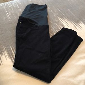 Black Maternity pants